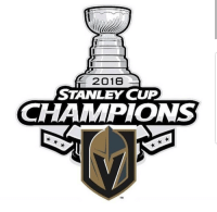 I've jinxed every single prediction so we're going to do some reverse psychology here: Vegas in 4: 2018  STANLEY CUP  CHAMPIONS  TM I've jinxed every single prediction so we're going to do some reverse psychology here: Vegas in 4