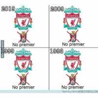 Being Alone, Club, and Football: 2019  2009  OLTLL NEVER WALKALONE  YOUULL NEVER WALK ALONE  LIVERPOOL  FOOTBALL CLUBl  LIVERPOOL  FOOTBALL CLUBT  EST-1892  EST-1892  No premier  No premier  1993  YOULL NEVER WALKALONE  YOULL NEVER WALKALOWE  LIVERPOOL  FOOTBALL CLUB  LIVERPOOL  FOOTBALL CLUB  EST 1892  EST 1892  No premier  No premier  Deportes y risas en MEMEDEPORTES.COM Un reto poco grato para el Liverpool inglaterra liverpool premierleague titulos memedeportes https:-www.memedeportes.com-futbol-un-reto-poco-grato-para-el-liverpool
