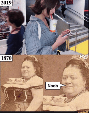 Noob, Ifunny, and 3.14: 2019  3 14 7  MGAG  1870  Noob  ifunny.co