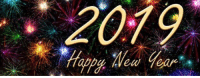Happy New Year to all my Central Time Zone Friends. :-): 2019 Happy New Year to all my Central Time Zone Friends. :-)