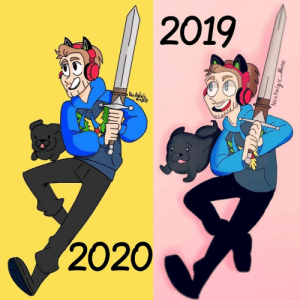 Throwback redraw: 2019  Nostalaic  MASE  2020  Nostalgic-Muse Throwback redraw