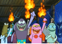[2019] SpongeBob fans reacting to Sweet Victory not being in the Super Bowl halftime show. (Colorized): [2019] SpongeBob fans reacting to Sweet Victory not being in the Super Bowl halftime show. (Colorized)