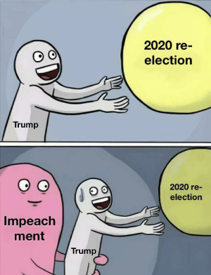 Ding Dong the Witch is Dead: 2020 re-  election  Trump  2020 re-  election  Impeach  ment  Trump Ding Dong the Witch is Dead