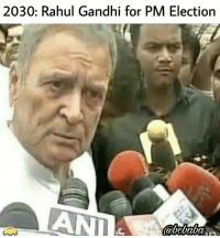 Memes, Rahul Gandhi, and 🤖: 2030: Rahul Gandhi for PM Election Under Process Bcbaba