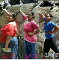 """Ass, Journey, and Life: 207 7 years apart Same place Same Girl but such a different girl at the same time. 💯🙌♥ ▪ ▪ ➡2010 I had already lost about 80 lbs here. Barely could make it through half the zoo.🙁😣 ➡2012 -272 lbs so I was around 188 close to my smallest of 180lbs and though I define try made it round the zoo and had lost all my weight I wasn't """"happy"""" here. I was doing hours of cardio a week and no yoga. I was doing weight training but not like today. ➡2017 currently at 206lbs teaching body pump twice a week body flow three times a week and taking hot yoga any chance I can as well as hiking and combat and CXWORX and anything else I can do involving sweating and fitness💯💯💯🙌🙌🙌🙌 ▪ ▪ What do you notice (besides my ass lol) that's most different...for my it's my face. My smile my eyes I see the light in them now the peace the determination. I had it before but it's easy to get caught up in a number and not how you feel. I no longer am that woman. I aim for health AND sexiness lol. I aim for peace and constant improvement of my mind body and soul.❤❤❤ NEVER GIVE UP MY WARRIORS Love you guys💜💖💚 @unendingbattle ⚋⚋⚋⚋⚋⚋ For those who are new to my journey I followed @weightwatchers for four years and added fitness to my daily life. Now I'm addicted. For more on my journey please check out my page @unendingbattle ⚋⚋⚋⚋⚋⚋ ⚠⚠⚠Anyone interested in donating to my Excess skin removal surgery 😓 ➡➡➡http:-www.gofundme.com-unendingbattle ⚋⚋⚋⚋⚋⚋ shesquats instadaily weightlosstransformation weightloss transformation inspire bodypositivefitness inspiration yoga keepgoing nevergiveup losingweight fitness excessskin plasticsurgery girlswholift strongoverskinny strength yogi yogiintraining LoveYourSelf strongnotskinny progressnotperfection fitchick fitnessinspiration lesmills BodyPump beforeandafter unendingbattle"""
