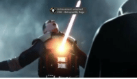 Dark side ending in The Force Unleashed 2! Do you remember this game? starwarsfacts: 20G-Betrayed By Rage Dark side ending in The Force Unleashed 2! Do you remember this game? starwarsfacts