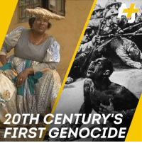 Africa, Memes, and Germany: 20TH CENTURYS  FIRST GENOCIDE Years before the Nazi Holocaust, Germany had committed another genocide — in Africa. Here are three things to know about the Namibian genocide.
