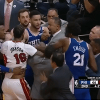 This is what happened in the scuffle between Ben Simmons and James Johnson 💀😂😂🔥 - Follow @_nbamemes._ - via @djmeechymeech: 21  SIXERS LEA  BONUS  PHI  2ND4:2 This is what happened in the scuffle between Ben Simmons and James Johnson 💀😂😂🔥 - Follow @_nbamemes._ - via @djmeechymeech