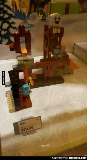 This is what $80 worth of Legos looks likeomg-humor.tumblr.com: 21122  NEW!  The Necher Forcress  $79.99  FUNNY STUFF ON MEMEPIX.COM  MEMEPIX.COM  CCCCCCCC This is what $80 worth of Legos looks likeomg-humor.tumblr.com