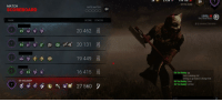Gg, Shit, and Match: 2129  59  7  . Oh Yes Daddy  MATCH  SCOREBOARD  RATE MATCH  OOO0O  LEVEL 50  THE HUNTRESS  RANK  SCORE STATUS  [F1] CHARACTER INFO  鯉\  20462耳  7  19 449  16415  Oh Yes Daddy: gg  toxic camping shit  letting us go doesnt change that  OH YES DADDY  Oh Yes Daddy: Imao  Oh Yes Daddy: ok then  7
