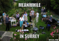 "Surrey They said.. ""Like"" Vancouver Memes: MEANWHILE  IN SURREY  DIY LOL.COM Surrey They said.. ""Like"" Vancouver Memes"