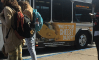 """Food, Reddit, and Com: 22HIGHLAND PARK  WHO'S YOUR  CHEESE  DADDY?  Food residue doesn't belong in recycling bins.  WWW.ATHENSCLARKECOUNTY.GOM/RECYGLE <p>[<a href=""""https://www.reddit.com/r/surrealmemes/comments/7cxlnv/father_cheese/"""">Src</a>]</p>"""