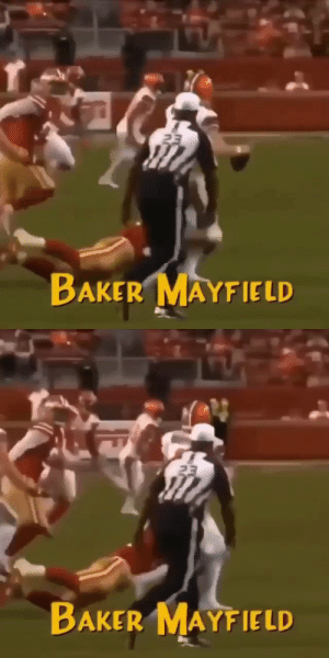 "The Browns horrible 2019 season set to the ""Full House"" theme song is the best thing you'll see today. 💀(@EverythingCLE_) https://t.co/IbKDlG2s1X: 23  BAKER MAYFIELD   23  BAKER MAYFIELD The Browns horrible 2019 season set to the ""Full House"" theme song is the best thing you'll see today. 💀(@EverythingCLE_) https://t.co/IbKDlG2s1X"