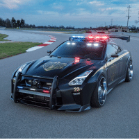 Memes, Police, and Boost: 23 There's no running away from this @nissan GT-R police car 🚔 👮 - - nissan jdm turbo boost omgtr battalion30five battalion35 carswithoutlimits carsofinstagram carporn copzilla 1320video carthrottle carmemes nismo
