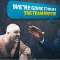 Wrestling, World Wrestling Entertainment, and Best: WE'RE GOINGTOHAVEA  TAGTEAMMATCH! A-MA-ZING http://www.wwe.com/…/smack…/teddy-long-best-tag-team-matches