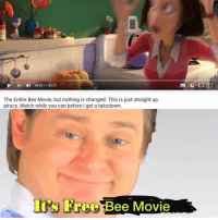We need these heroes in this dark world via /r/memes https://ift.tt/2zK20VU: 24:32/1:35:21  The Entire Bee Movie, but nothing is changed. This is just straight up  piracy. Watch while you can before I get a takedown  Its Free Bee Movie We need these heroes in this dark world via /r/memes https://ift.tt/2zK20VU