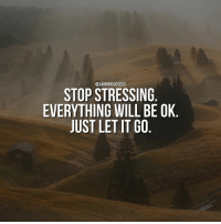 how to stop stressing about everything