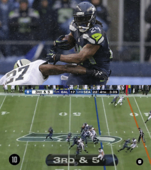BeastQuake. BeastQuake 2.0. What else?  With BeastMode returning to the @Seahawks, we count down @MoneyLynch's Top 10 Plays! #Seahawks (via @nflthrowback) https://t.co/cVtoHJJDDp: 24  SLAHAW   3RD & 5  SEA 22 4TH  3:09  BAL 17  3RD & 5,  10 BeastQuake. BeastQuake 2.0. What else?  With BeastMode returning to the @Seahawks, we count down @MoneyLynch's Top 10 Plays! #Seahawks (via @nflthrowback) https://t.co/cVtoHJJDDp
