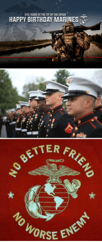 HAPPY BIRTHDAY MARINES 🇺🇸 Thank you for sacrificing Thank you for fighting Thank you for my freedom SemperFi: 241 YEARS AT THE TIPOF THE SPEAR  HAPPY BIRTHDAY MARINES   TTERE  AAAN  ORSE E HAPPY BIRTHDAY MARINES 🇺🇸 Thank you for sacrificing Thank you for fighting Thank you for my freedom SemperFi