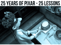 Pixar, Http, and 25 Years: 25 YEARS OF PIXAR-25 LESSONS http://iglovequotes.net/