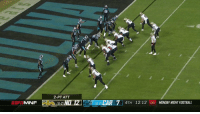 Espn, Football, and Memes: 26  2-PT ATT  MNF  11-2)  7 4TH 12:12 08 MONDAY NIGHT FOOTBALL .@_DJack01 just returned the 2-point conversion 98 YARDS TO THE HOUSE!!!  📺: #NOvsCAR on ESPN https://t.co/gDnkWZyPcD