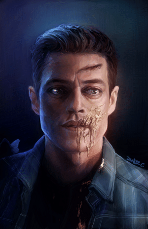 ashes-acedia:  My buddy, my dude @coughsyrupraspa commissioned me to draw Josh from Until Dawn awhile back, and finally… it's finished!!!! ✨: 26ALEE C ashes-acedia:  My buddy, my dude @coughsyrupraspa commissioned me to draw Josh from Until Dawn awhile back, and finally… it's finished!!!! ✨