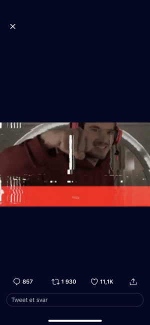 Gif, Tweet, and Believe: 271930  857  11,1K  Tweet et svar Paused the gif at the exact moment where Felix appeared cause I didn't believe you guys