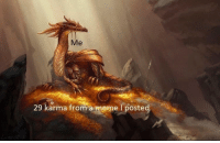 """Meme, Http, and Karma: 29 karma from a meme l posted <p>Is it too late to invest? via /r/MemeEconomy <a href=""""http://ift.tt/2FI0BzM"""">http://ift.tt/2FI0BzM</a></p>"""