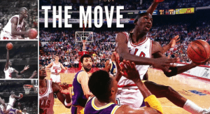 """29 YEARS AGO TODAY Michael Jordan made this """"Spectacular Move"""" during a spectacular performance in the 1991 NBA Finals:   36 MINS 33 PTS 15-18 FG 13 AST 7 REB 2 STL 1 BLK 21 PT WIN https://t.co/wecbN0TUAk: 29 YEARS AGO TODAY Michael Jordan made this """"Spectacular Move"""" during a spectacular performance in the 1991 NBA Finals:   36 MINS 33 PTS 15-18 FG 13 AST 7 REB 2 STL 1 BLK 21 PT WIN https://t.co/wecbN0TUAk"""