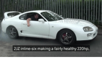 Head over to youtube.com-carthrottle to see our video on 7 terrible version of amazing cars!: 2JZ inline-six making a fairly healthy 220hp, Head over to youtube.com-carthrottle to see our video on 7 terrible version of amazing cars!