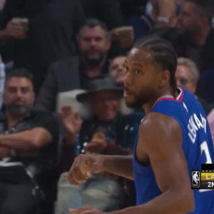 Kawhi Leonard's Debut With The Clippers!  32 MINS 30 PTS 10-19 FG 1-5 3PT 9-10 FT 6 REB 5 AST 2 STL 1 BLK A lot of reminders of 90s MJ  https://t.co/t53BvPD8p6: 2N Kawhi Leonard's Debut With The Clippers!  32 MINS 30 PTS 10-19 FG 1-5 3PT 9-10 FT 6 REB 5 AST 2 STL 1 BLK A lot of reminders of 90s MJ  https://t.co/t53BvPD8p6