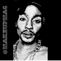 2pac Makeuptransformation on Me ! Video Made With the App Song Dear Mama 2pac Transformist Sintmaartenmakeupartist Sintmaartenartist Transformation ...