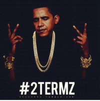 Just in case you didn't know,  My early stage was with political memes.:  #2TERMZ  aaaaaaa罌 y, Just in case you didn't know,  My early stage was with political memes.