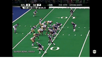 Memes, Super Bowl, and Goal: 3  1ST AND GOAL  7  ON STL  SUPER BOWL XXXVI All 18 TD passes from Tom Brady's eight @SuperBowl appearances!  (via @NFLThrowback) https://t.co/11lGi2MfTW