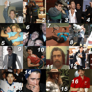 Tumblr, Blog, and Colin Farrell: 3  4  6  7  5  8  9  10  14  16 blackberryshawty: jamaicanblackcastoroil:   colinfarrellsource: which colin farrell are you today?  15   9  4 and 11