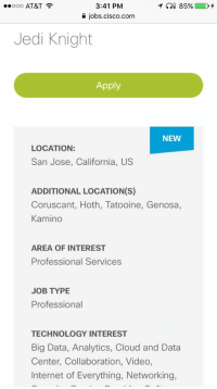 CISCOCISCO Careers Search Jobs Careers Home Students and New
