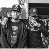 Chance the Rapper, Travis Scott, and Amp: 3 Chance the Rapper & Travis Scott https://t.co/ryKayUZnEr