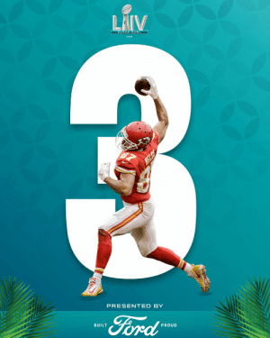 3 days until #SBLIV! #WeReady  (by @Ford) https://t.co/TIq4SC07Zy: 3 days until #SBLIV! #WeReady  (by @Ford) https://t.co/TIq4SC07Zy