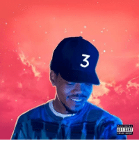 Chance the Rapper, Parental Advisory, and Book: 3  PARENTAL  ADVISORY  EXPLICIT CONTENT 2 years ago today, Chance The Rapper released 'Coloring Book' featuring the tracks 'Smoke Break', 'All We Got', and 'No Problems'.🔥💯 @ChanceTheRapper https://t.co/R00tG0HAHQ