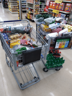 People who load up shopping baskets then just walk out the store!: 3/s-5  ZZCHIEZIT  Sneack MixX  S  CHEET CHEZET  BIG BIG  CHEEL IT  SnackMiX  CLASSIC  CLASSIC  RICE  RON  CHEEZ-T CRACKERS  2/56  TOS SHTO SHOSSHTOS  u  SHOS  PSALE  French  Onlon  OS SHTOS  10F-10  anch  nch  ole  der  QuisiS  Oni  trition Facto  150  EAR PERT 7O OPEN  YA  WIN T  Butterbread  -*-----  Ecp  Staufes  FROSTED  FLAKES  ఇు  GER  త  IY VACIUM Pe  Refreshing, DELICIOUS, Fun  tac  tac  tac  Popcorn  Asmints  Nutrition Facts  150  oic  Se  SDaly V  Fenr Fat 3  Sauratd Fae 1.S  Thans Fat Cg  CholesteralOmg  Sodum 150mg  Total Carbohryte  Dielary Fiber g  To Sugers Og  Protein  don Fa ts  150  CocaCa  Fcab  CocCC  se ntn  uTz aUALI FOODS  HANO  www.  acebook  ttofsALE  ttofALE  HolSALE!  &i  orthey love  CCCaCoca  utrition Fts  SPrin  NYE  62 /2 People who load up shopping baskets then just walk out the store!