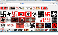 3 swastika-Google Search x LE REDDIT ARMY IS HERE! x M The Red pil G/rtrees home of the ent x ME how to take a screenshot x ME how to post to imgur. G xMO Irmgur X  https://www.goog  &tbl  h&  1920&bih 955 #tb  h&q  93&  X&  Apps E Email Reddit YouTube T Usage  DH hasfit.com/diets/m  D I b A Calorie Counter Mad Men  House of Cards  Mt American Horror St... Prison Break TV Seri...  Google  Comcast  Buddhist  Hindu  German  Sanskrit Swastika  Boyhood (2014)- IM... Birdman (2014)-IM  Safe Search  EN Pr 22/02/20 ^^^ Username checks out.