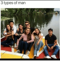 Funny, Goals, and Hoes: 3 types of man 3 hoes at once is goals