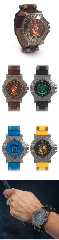 Gryffindor, Harry Potter, and Slytherin: 30)  30  9  6  Po  CL   10  5  3  5  2  2  9 novelty-gift-ideas:  Harry Potter House Colors Watch