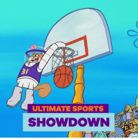 Find out who will win the ultimate sports showdown in an extreme new SpongeBob episode this Sunday at 7:30p-6:30c before KidsChoiceSports ⚾️ 🎾 🏐: 30  ULTIMATE SPORTS  SHOWDOWN Find out who will win the ultimate sports showdown in an extreme new SpongeBob episode this Sunday at 7:30p-6:30c before KidsChoiceSports ⚾️ 🎾 🏐