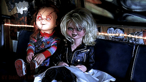 31 Days Of Halloween - Finale: Bride Of Chucky: 31 Days Of Halloween - Finale: Bride Of Chucky