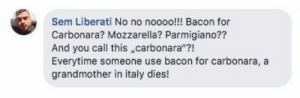 33 Scathing Comments From Italians Mad At Food: 33 Scathing Comments From Italians Mad At Food