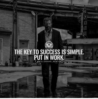 """Got the 🔑? The problem with most people is the lack of commitment and they are too lazy. No secret and weird formula, just plain WORK. 💯 Comment the word """"success"""" letter by letter for a chance to get a follow back!👇 hardwork keys goal millionairementor: 3300  THE KEY TO SUCCESS IS SIMPLE  PUT IN WORK  @MILLIONAIRE MENTOR Got the 🔑? The problem with most people is the lack of commitment and they are too lazy. No secret and weird formula, just plain WORK. 💯 Comment the word """"success"""" letter by letter for a chance to get a follow back!👇 hardwork keys goal millionairementor"""