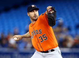 JUSTIN VERLANDER NO-HITTER 🚫  Astros ace tosses his third-career no-no to become only the 6th pitcher in MLB history with at least three: 35 JUSTIN VERLANDER NO-HITTER 🚫  Astros ace tosses his third-career no-no to become only the 6th pitcher in MLB history with at least three