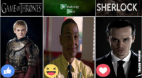 Brilliant Villains ! which others are your best villain in Series ??: G4MF&THRONES  SHERLOCK  Breaking  Bad  meme NEPAL  in d Brilliant Villains ! which others are your best villain in Series ??