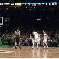 Steph hit the shimmy before the 3-pointer went in 😂: 36 08 40  FLO  20  34 Steph hit the shimmy before the 3-pointer went in 😂